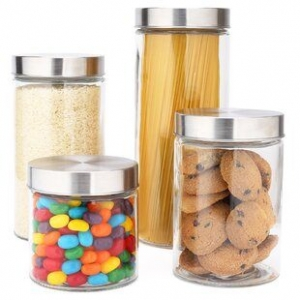 Kitchen Canisters & Jars