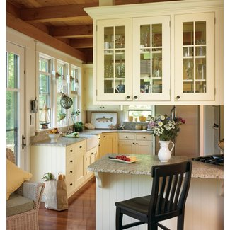 10 Beautiful Dream Kitchens: Cottage, French Country and ...