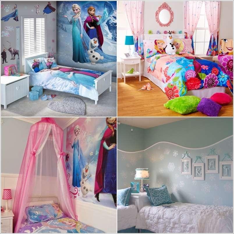 frozen room decor visual hunt rh visualhunt com Frozen Bedroom for Girls Ice Room