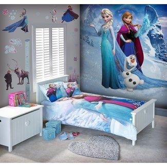 10 Frozen Movie Inspired Kids' Room Decor Ideas