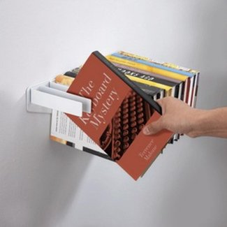 10 Unusual Bookshelves
