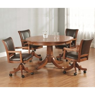 Phenomenal Dinette Sets With Caster Chairs Visual Hunt Download Free Architecture Designs Jebrpmadebymaigaardcom