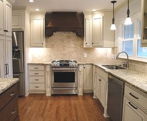 50+ French Country Kitchen Cabinets You\'ll Love in 2020 ...