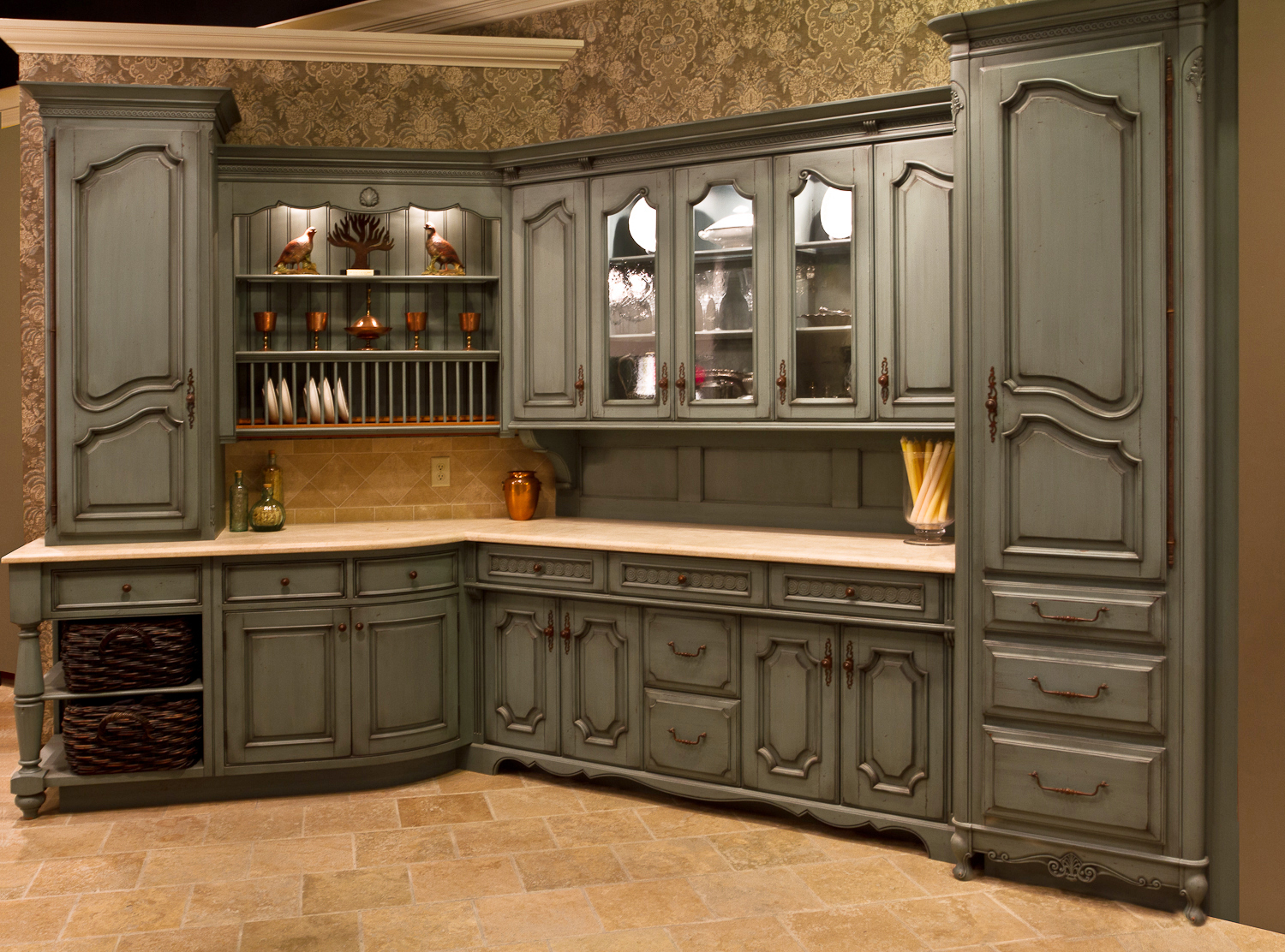 Exceptionnel 100 Kitchen Cabinets French Country Kitchen | Kitchen Room .