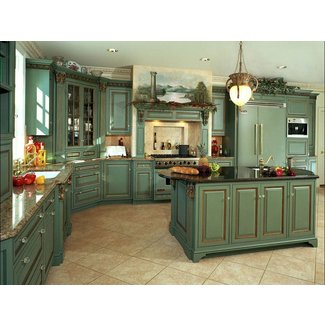 1000+ ideas about Country Kitchen Cabinets on Pinterest ...