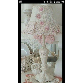 1000+ ideas about Shabby Chic Lamps on Pinterest | Lamps