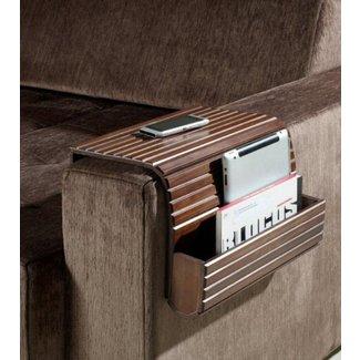 Столики на подлокотник дивана или кресла: как сделать ...