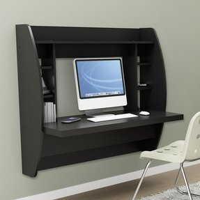 50+ Wall Mounted Computer Desk You\'ll Love in 2020 - Visual Hunt
