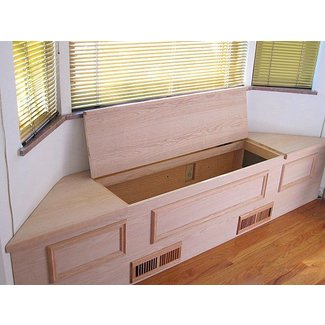 17 Best images about Built In Bench Under Window ...