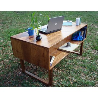 21 Cool Office Desks Reclaimed Wood |