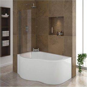 Terrific Corner Tubs For Small Bathrooms Visual Hunt Interior Design Ideas Clesiryabchikinfo