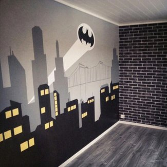 25+ best Batman bedroom ideas on Pinterest