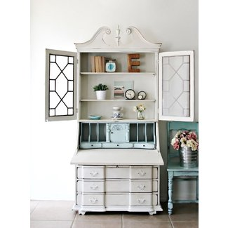 25 Best Ideas About Antique Secretary Desks On Pinterest