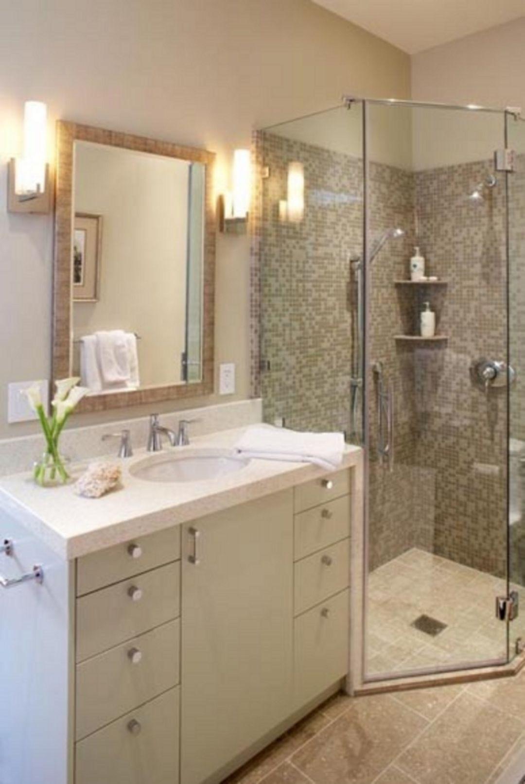 corner shower for small bathroom visual hunt rh visualhunt com bathroom design with corner shower bathroom design with corner shower