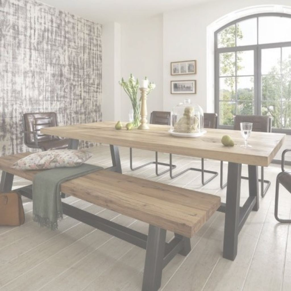 dining table with bench visual hunt rh visualhunt com dining room set with bench dining room table with bench against wall
