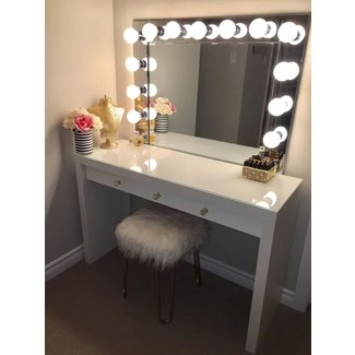 25+ best ideas about Diy vanity mirror on Pinterest ...