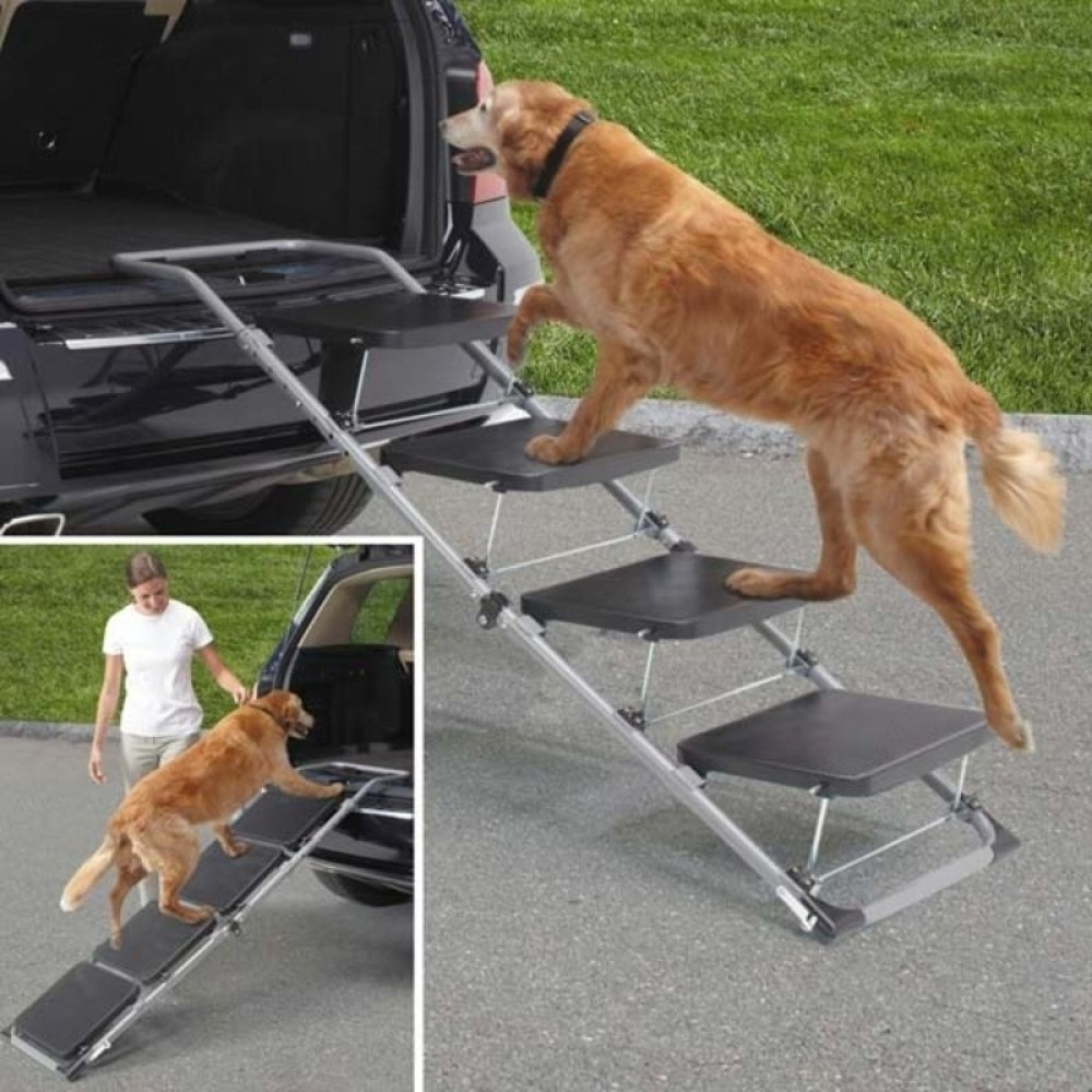 Dog Ramp For Car Suvs Trucks Visual Hunt