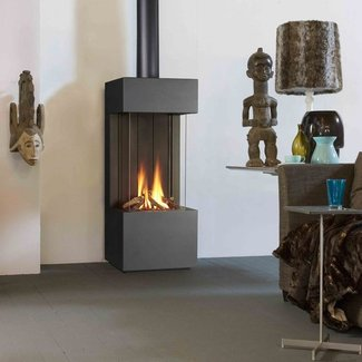 25+ best ideas about Freestanding Fireplace on Pinterest ...