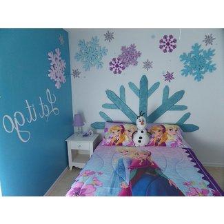 Frozen Room Decor