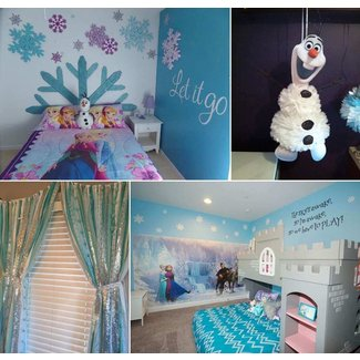 50 Frozen Room Decor You Ll Love In 2020 Visual Hunt