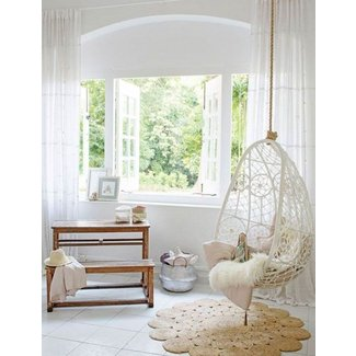 25+ best ideas about Indoor Hanging Chairs on Pinterest ...