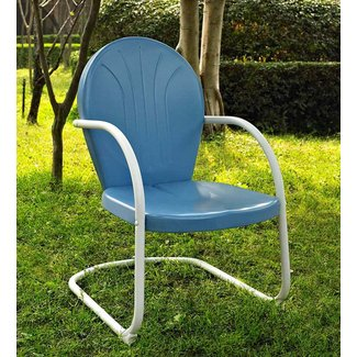 25+ best ideas about Metal Lawn Chairs on Pinterest |