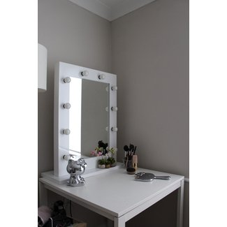 25+ best ideas about Mirror with light bulbs on Pinterest