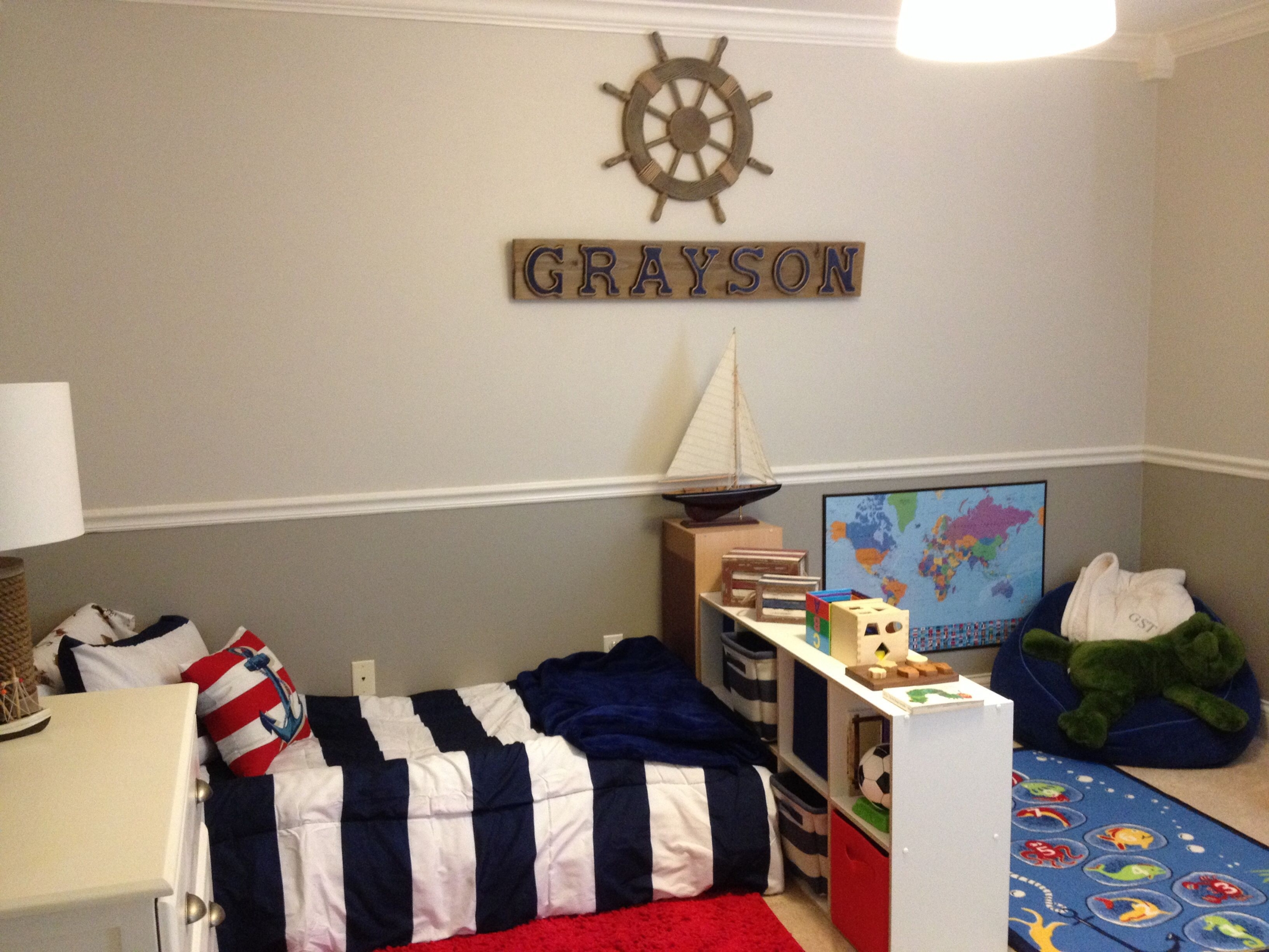 25+ Best Ideas About Montessori Toddler Bedroom On .