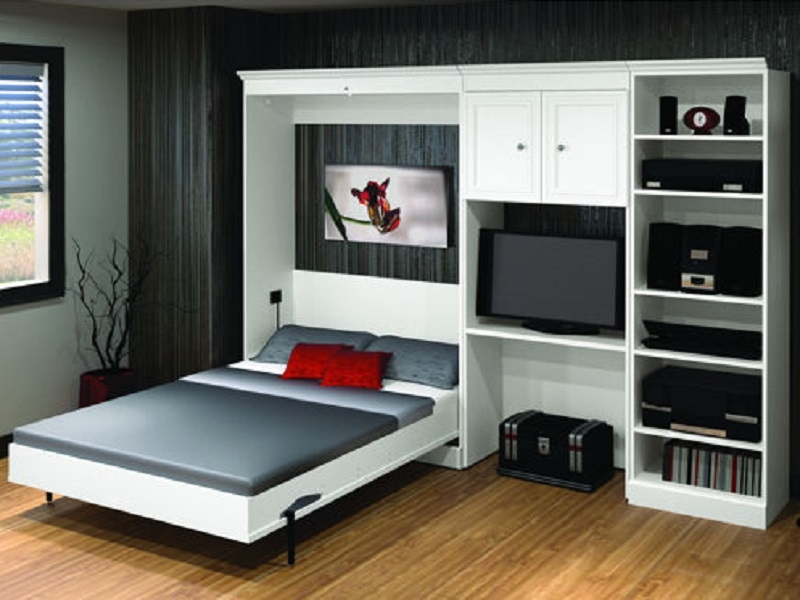 ... Sofa Combo Design Inspiration Images Gallery. Murphy Bed With Desk  Visual Hunt Rh Visualhunt Com