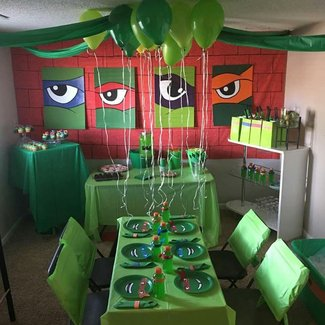 25+ Best Ideas about Ninja Turtle Party on Pinterest ...