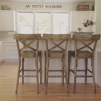 25+ best ideas about Rustic bar stools on Pinterest |