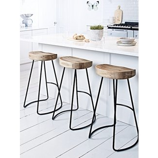 25+ best ideas about Wooden bar stools on Pinterest |