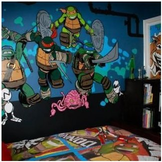 25+ unique Ninja turtle bedroom ideas on Pinterest | Ninja