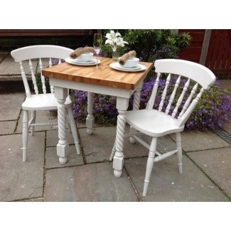 28+ [ Shabby Chic Dining Table And 2 Chairs ]