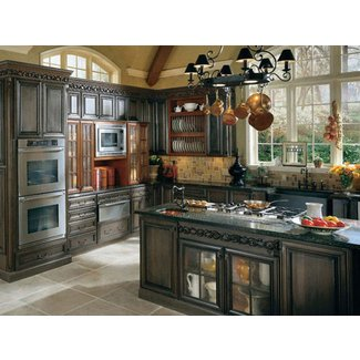 45+ Gorgeous French Country Kitchen Decor -