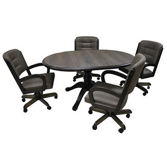 50 best dinette sets chairs with casters   Dinette Table