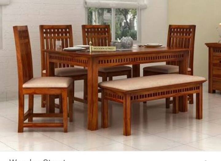 6 Seater Dining Table Online : Six Seater Dining Table