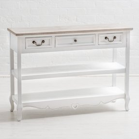 Enjoyable 50 Shabby Chic Console Table Youll Love In 2020 Visual Hunt Machost Co Dining Chair Design Ideas Machostcouk