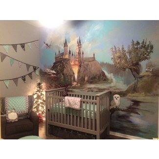 A Harry Potter Inspired Nursery - Project Nursery