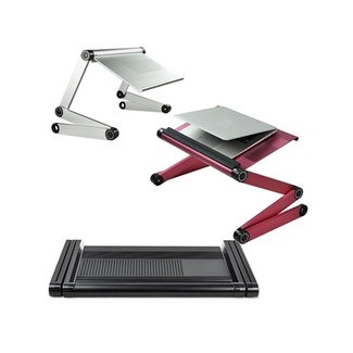 Adjustable Folding Laptop Netbook Computer Office Table ...