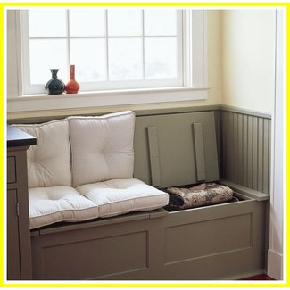 Window Bench With Storage Visual Hunt