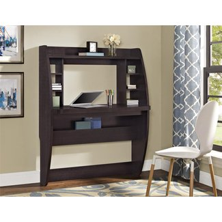Altra Wall Mounted Floating Desk & Reviews | Wayfair