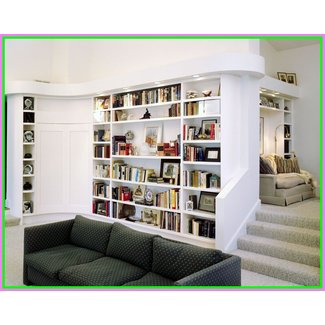 Amazing Corner Bookcase For Beautiful Concept Design Home ...