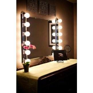 Amazing Lighted Vanity Mirror — Roniyoung Decors with ...