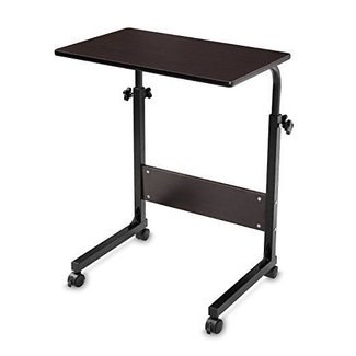 Amazon.com: Couch Laptop Table on Wheels Lap Desk ...