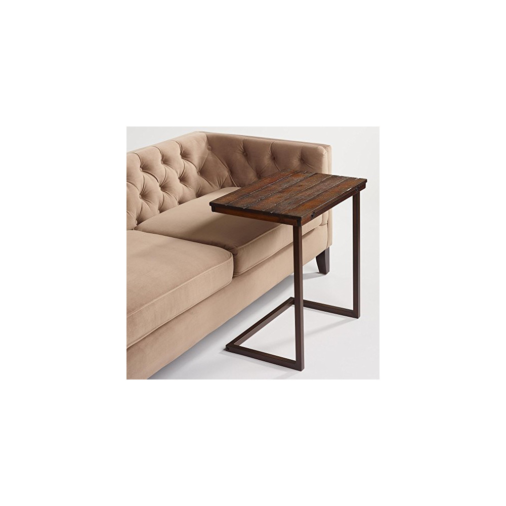 Bon Amazon.com: Wood Laptop Table For Couch Recliner And Sofa