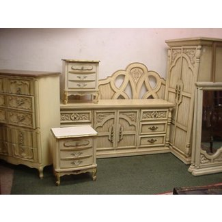 Antique French Provincial Bedroom Furniture | Bedroom ...