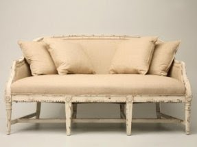 Etonnant Antique U0026 Italian Classic Furniture: French Country Sofa
