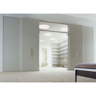 Aparo-Room Divider with Sliding Door Design-3 | room ...