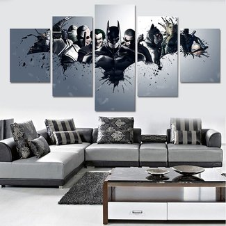 Articles With Batman Living Room Decor Label Breathtaking ...